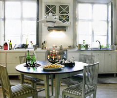 Contemporary Scandinavian Kitchen Remodeling Layout And Decorating