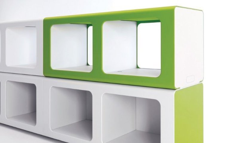 Office Modern Furniture, Contemporary Office Furniture By Tecnospa – The Award Winning Product Design 2010