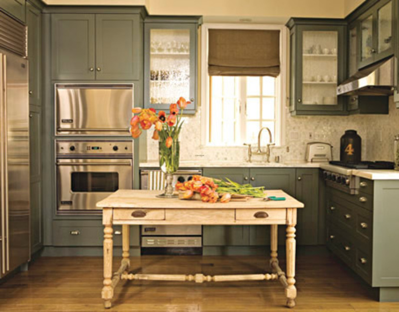 Basic kitchen ideas for small kitchens that would change for Basic kitchen layout