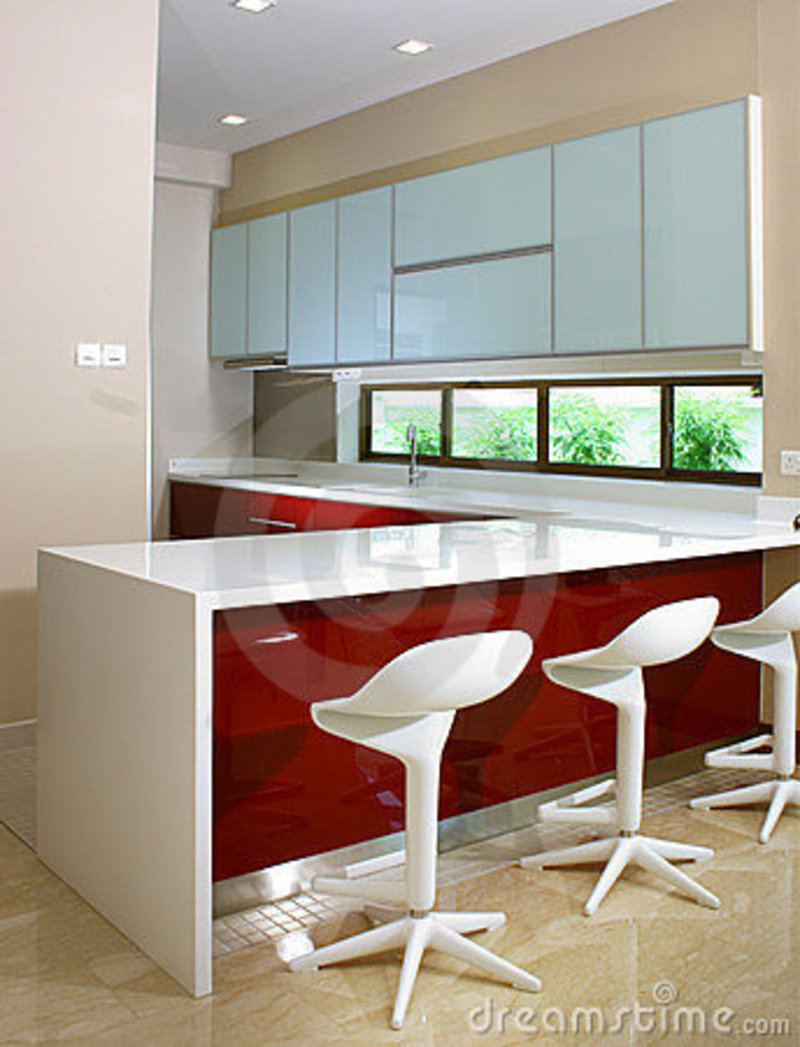 Kitchen designs bar counter