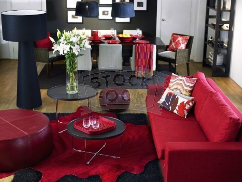 Princess Crowns And Pearls: Red Couches/Furniture! / design ...