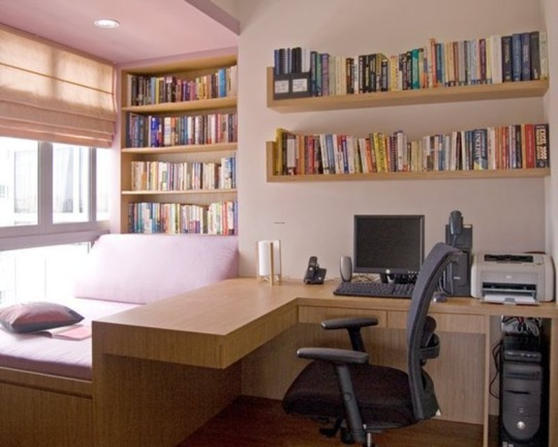 Office In Bedroom Ideas