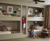 Bunk Beds For The Brood! Great Ideas For Sleeping More Than Two Children!