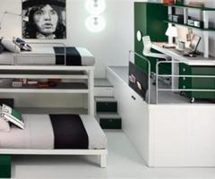 Girls Bunk Beds Ideas  – Interior Design