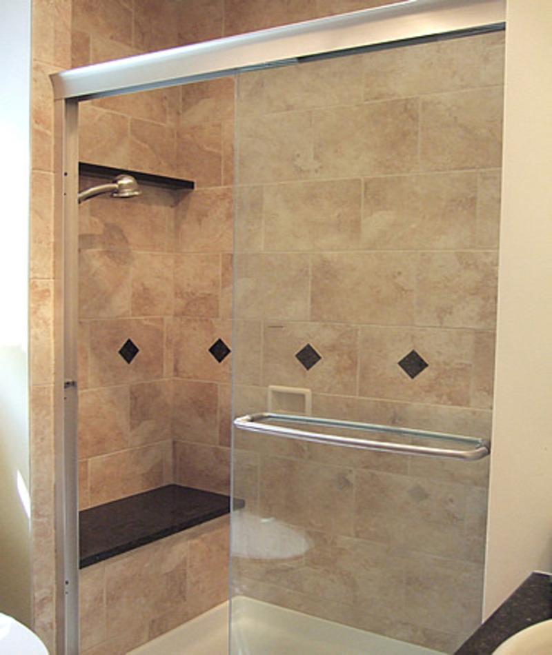 Bathroom Tiled Shower Design Ideas ~ Bathroom shower designs design bookmark