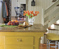 Modern Yellow Kitchen Model And Trendy / Sample Designs And Ideas Of Home House And Office
