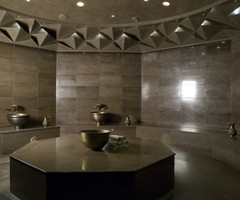 Spa With Contemporary Interior Design Present At Hotel Istanbul