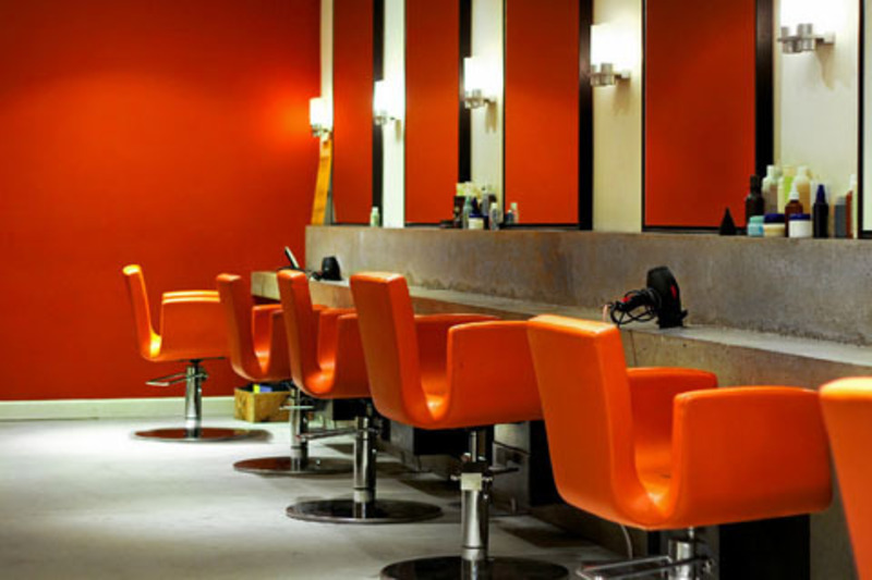 Beauty And Hair Salon : hair salon design design bookmark design a beauty salon