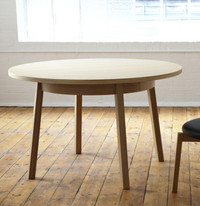 Oki Nami Round Dining Table By Nazin Kamali design  : round table design from davinong.com size 800 x 826 jpeg 147kB