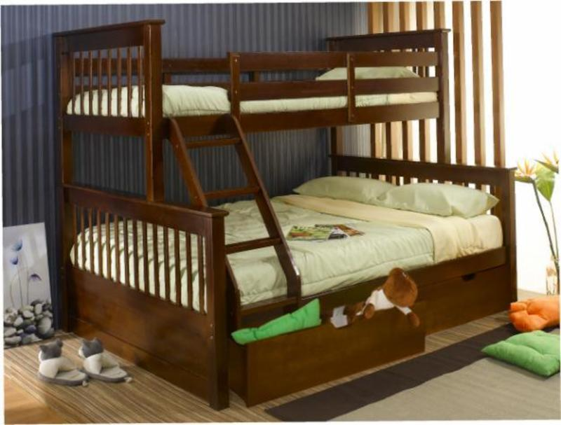 Wood Bunk Beds for Sale 800 x 607