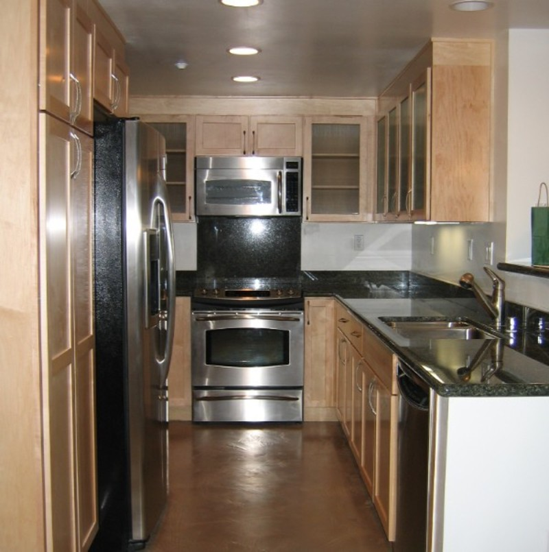 More about galley kitchen floor plans tutorial guides for Galley kitchen designs