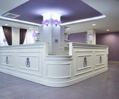 Dental Office Interior Design For The Children's Treatments