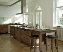 Modern Kitchens Island Decor