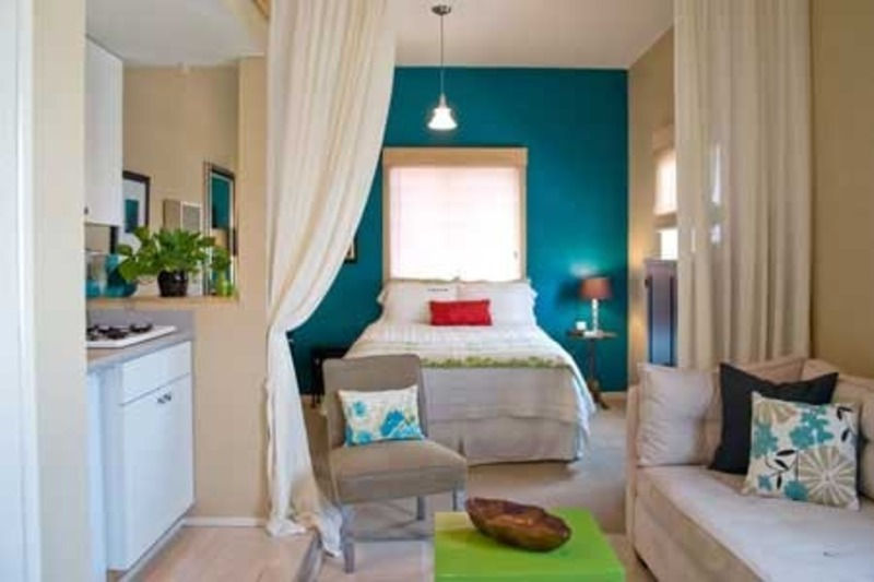 The best tips for decorating a small studio apartment design bookmark 13465 - Decorate one bedroom apartment ...