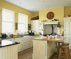 How About Yellow Cabinets? Bad For Resale?