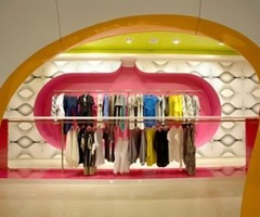 Interior Design Fashion Store In Moskow By Karim Rashid