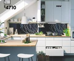 Best Collection Of Ikea Kitchen Wall Panel