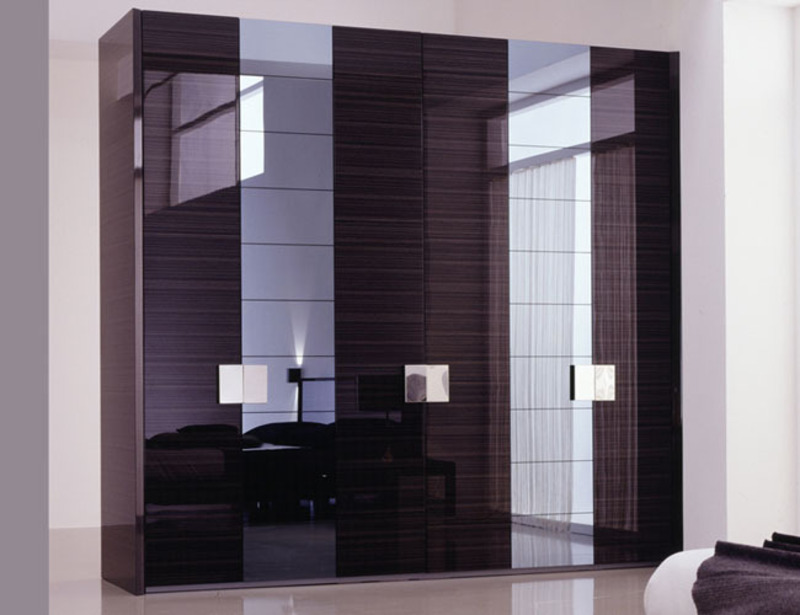Modern wardrobe design furniture design bookmark 13500 for Contemporary wardrobe designs india