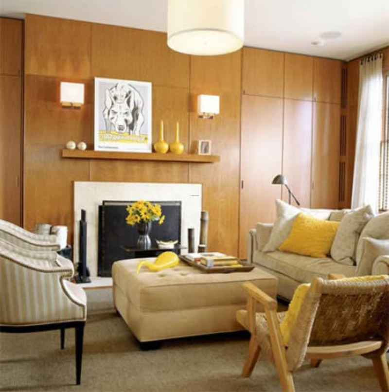 Classic living room paint and decorating tips design for Small room paint ideas