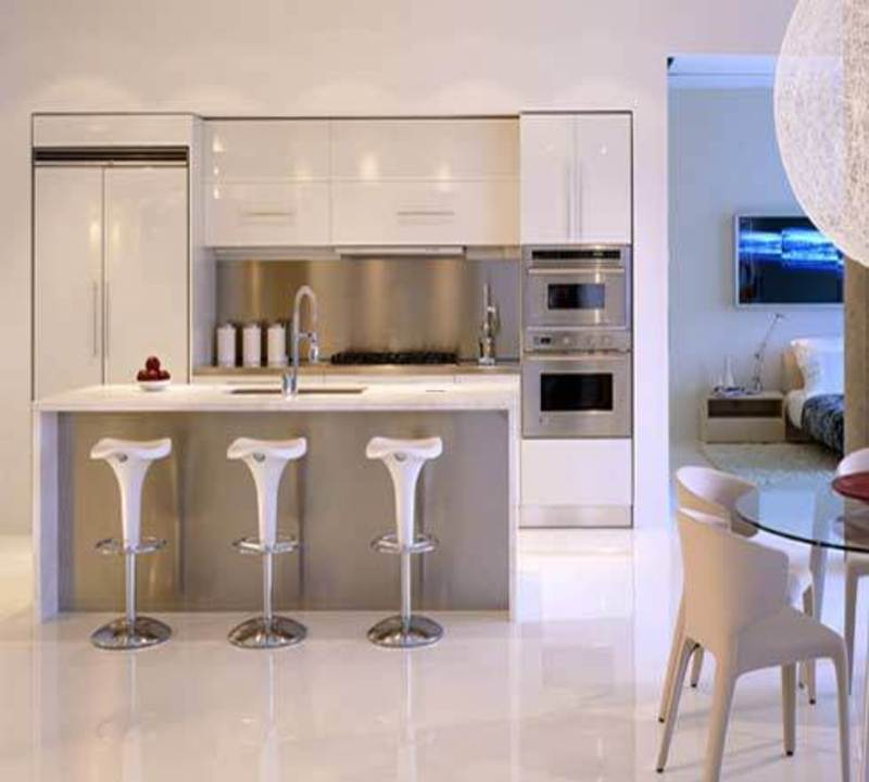 Ideas For A Small Kitchen, Small Kitchen Designs Ideas · Newsfurnituredesign.Com