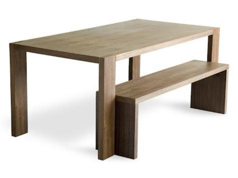 10 Easy Pieces Modern Dining Tables And Benches