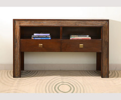 Functional Console Table Design To Beautify Our Rooms Madrid Console Table Design  Fun Design Ideas