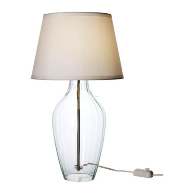 large glass table lamps jonsbo b rby table lamp. Black Bedroom Furniture Sets. Home Design Ideas