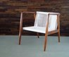 Danish Modern Lounge Chair By Madshome On Etsy