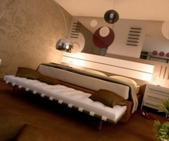 Apartment Bedroom Lighting Fixtures Design
