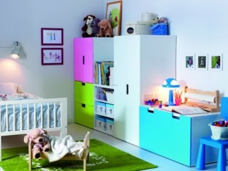 Ikea Catalogue 2011 For Children Design Bookmark 13709