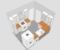 Galley Kitchen Plan Review