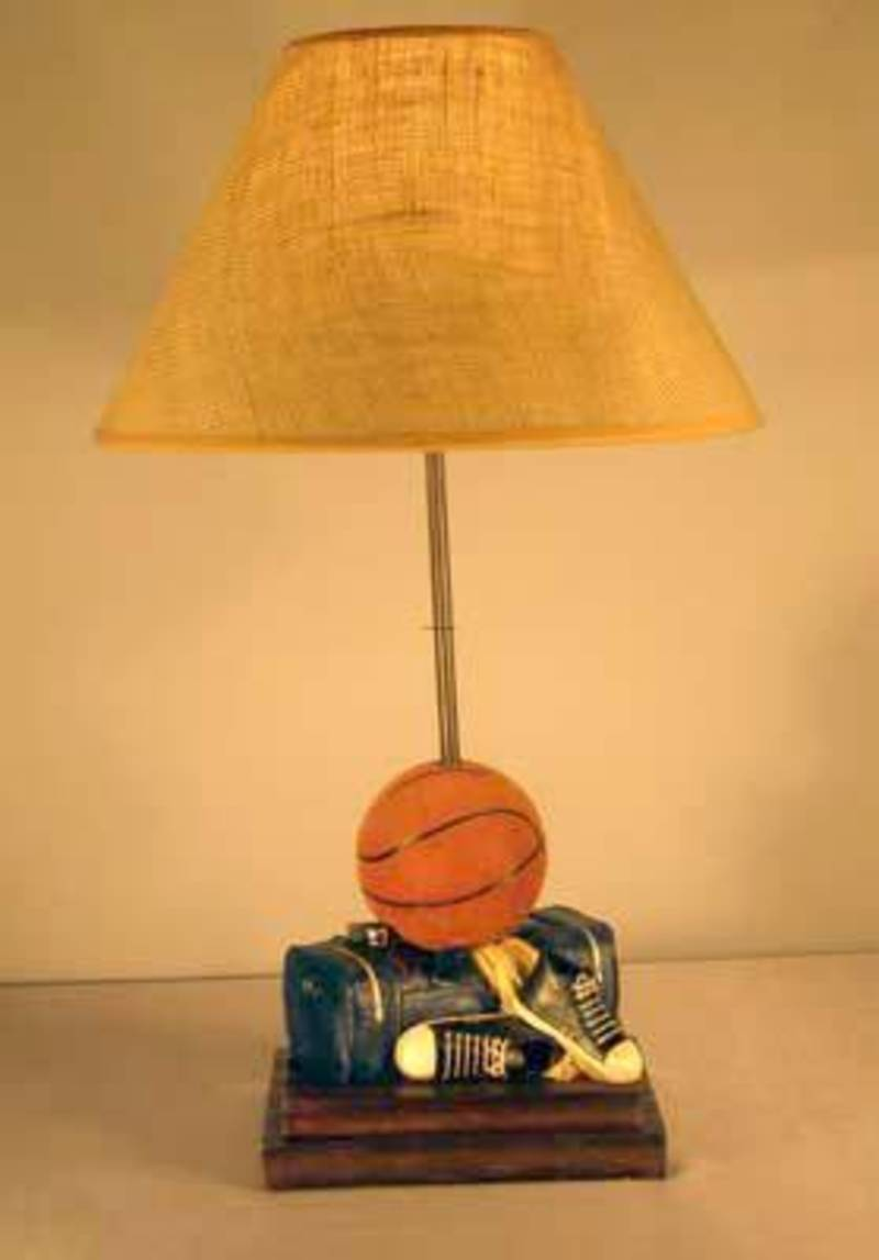Childrens Table Lamps Kids Lighting Sport Table Lamps