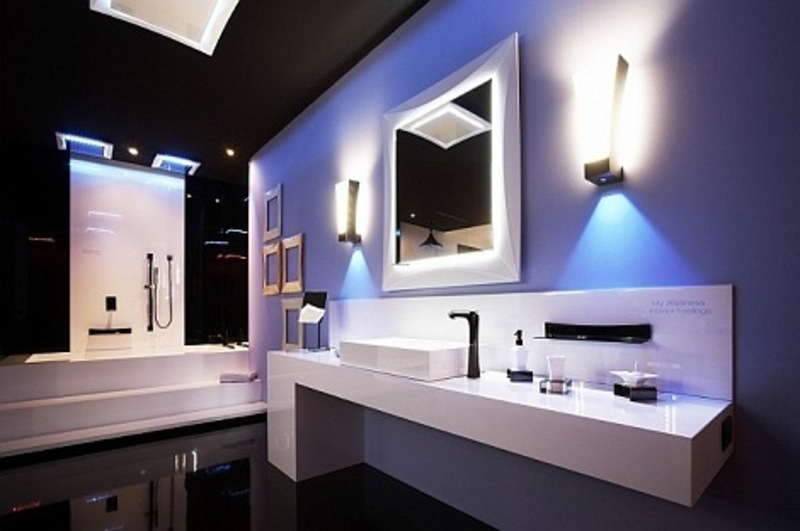 Ultra modern bathroom designs for Ultra modern bathroom designs