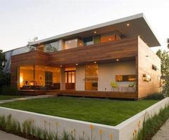 Contemporary Californian Home Design And Outdoor Living Area