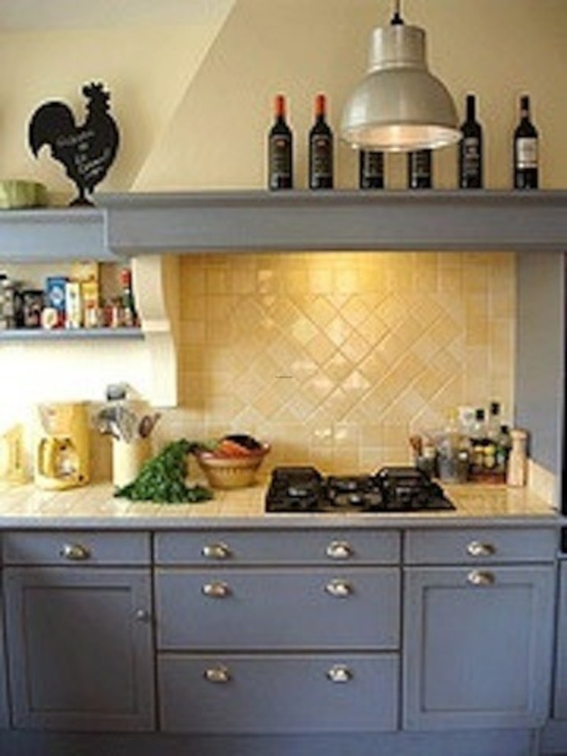 Yellow Country Kitchens Amazing Country Kitchen Paint Enamour Dp ...