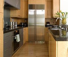Efficient Galley Kitchen Designs