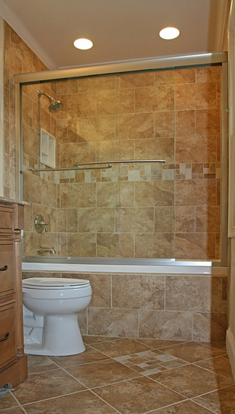 Google Image Result For Httpassetsdavinongimagesentry Glamorous Tile Floor Designs For Small Bathrooms Decorating Inspiration