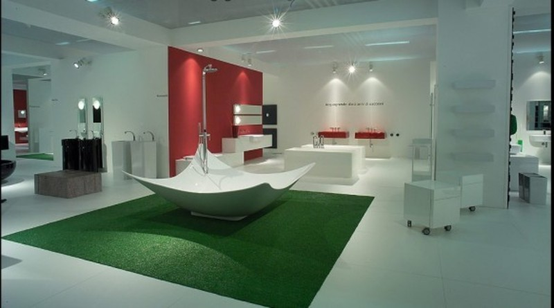 Ultra modern bathroom designs by flaminia design for Ultra modern bathroom