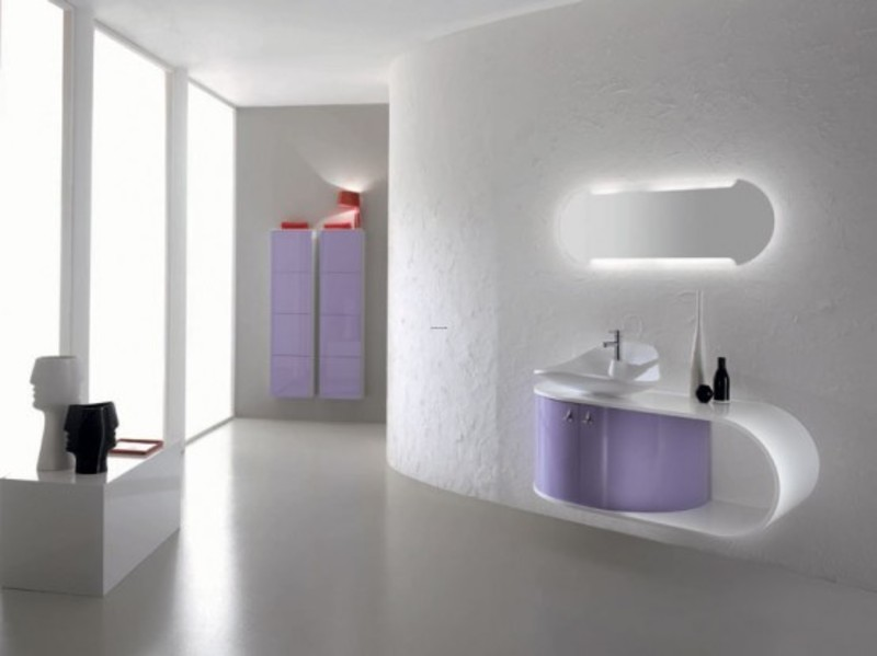 Ultra modern bathroom set design bookmark 13841 for Ultra modern bathroom designs