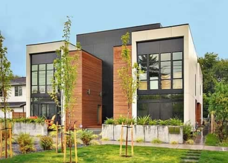 Orcas home residential project in seattle by pb elemental for Residential decorating