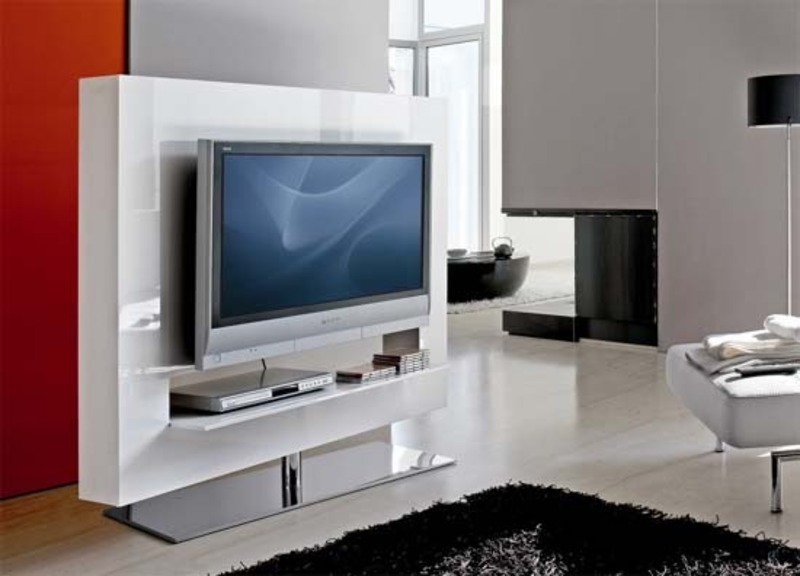 White Tv Stands And Cabinets, Bonaldo From Go Modern / design ...