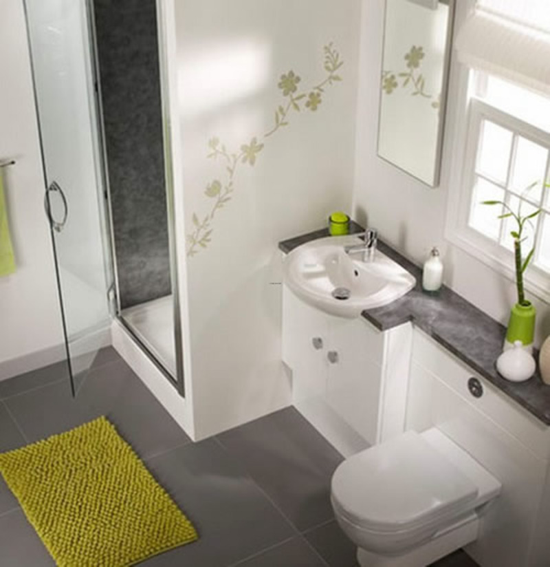Delightful Small Bathroom Ideas And Pictures