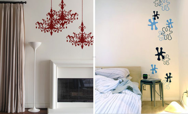 Decals For Walls, Modern Concepts For Living Room Wall Decals
