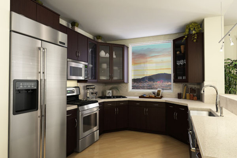 Small Condominium Design, Kitchen Condo Design Ideas « How Kitchen
