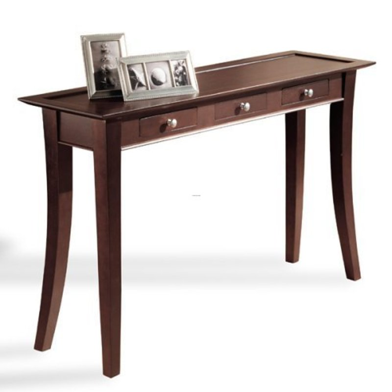 Console Table Designs, Drawer Console Table