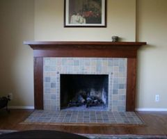 Fireplace Remodel Decor With Design Ideas / Designs Ideas And Photos Of House Home And Office Furniture