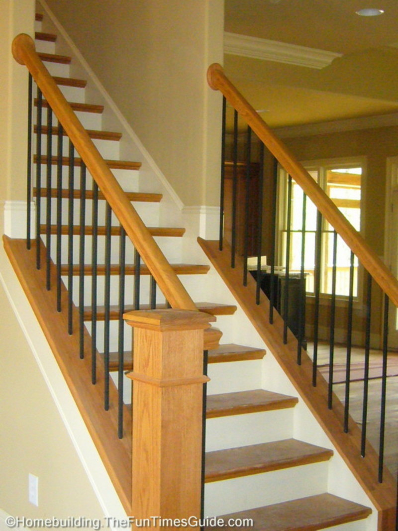 Basement Stairs Design: Classic And Creative Open Staircase Designs / Design