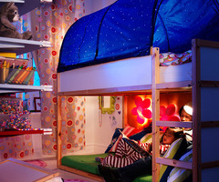 Ikea Teen And Kids Room Design