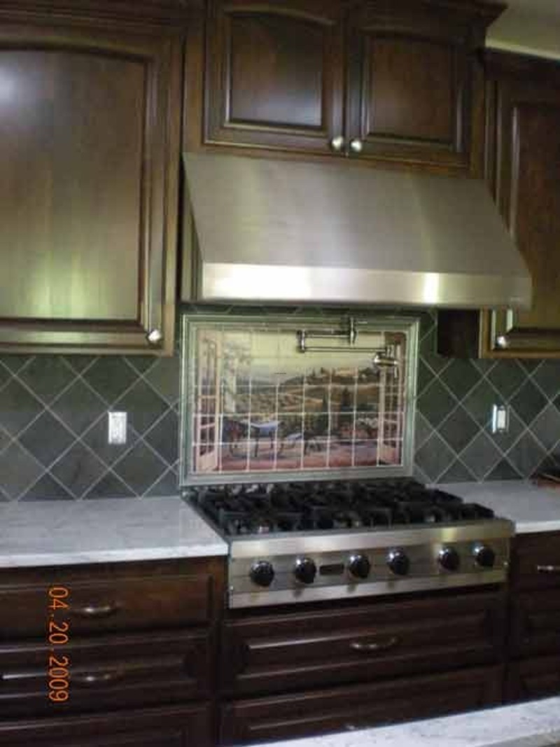 Tiles Backsplash Ideas, 5 Kitchen Tile Backsplash Ideas 2012