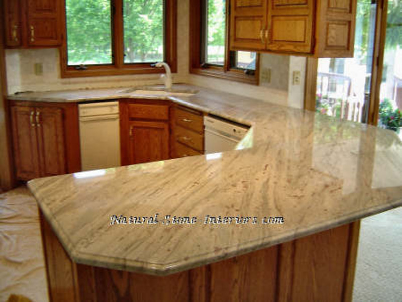 Granite Tops For Kitchen : Granite Countertops Kitchen, Kitchen Granite Counter Top Picture